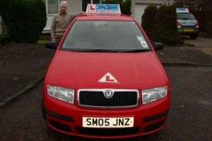 gerry driving instructor dunfermline
