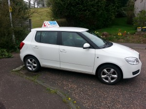 driving school kinross