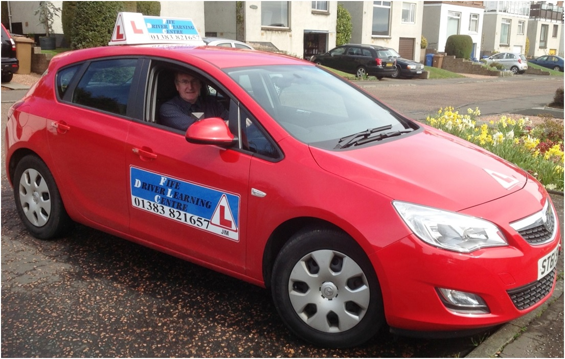 Driving instructors kirkcaldy