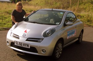 jean driving lessons kinross